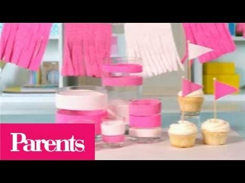 How to Make Easy Baby Shower Decorations