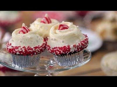 How to Make Gingerbread Cupcakes With Cream Cheese Frosting