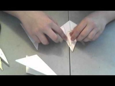 How To Make Paper Throwing Knife