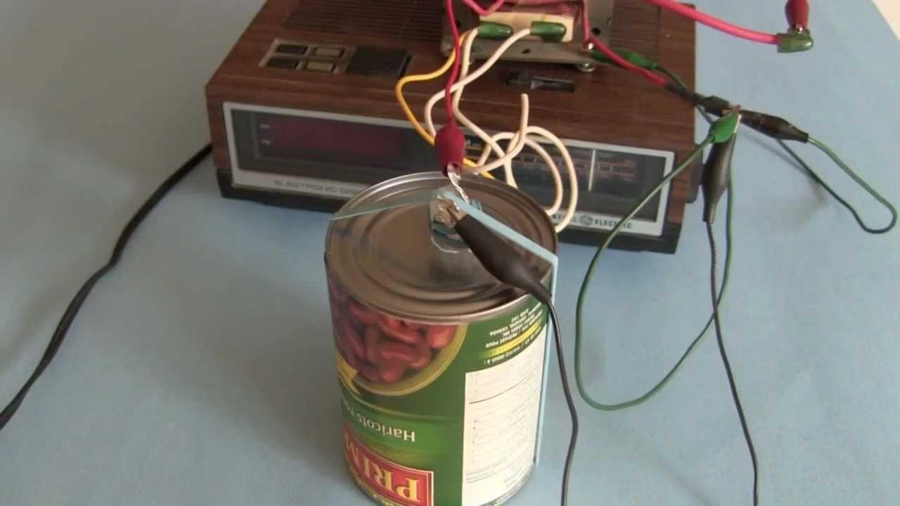 How to Make Piezoelectric Crystal Speaker