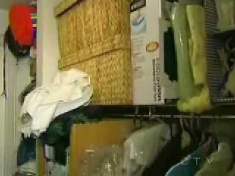 How to Organize a Closet 1 of 3