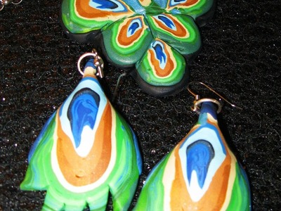 JEWELRY | Polymer Clay Creations Update #3