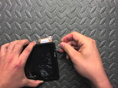 Kindle Fire Screen Replacement How To DIY
