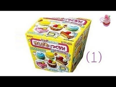 Kutsuwa - eraser making kit (1)