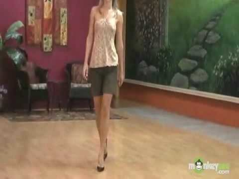 Learn to walk in high heels