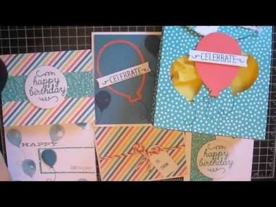 May 2015 Paper Pumpkin with Alternative Projects