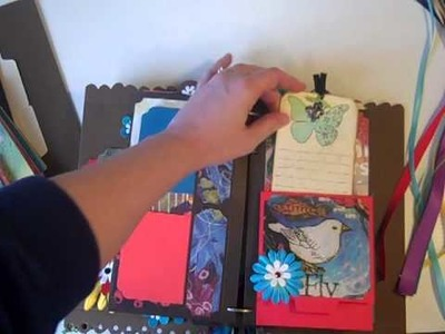 New Years Eve project:  It's a Wrap Mini Album