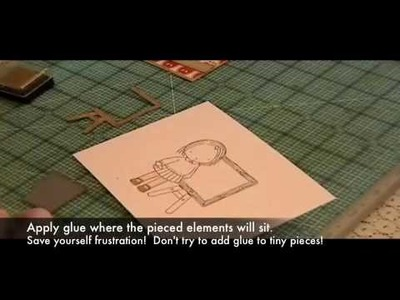 Paper Piecing Tutorial by Joanne B.
