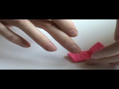 Polymer clay - Teddy bear