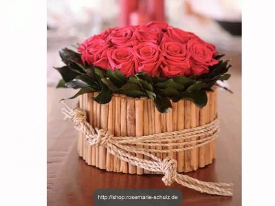 Rosemarie Schulz Flower Decorations - wedding ideas and ideas for home decorations