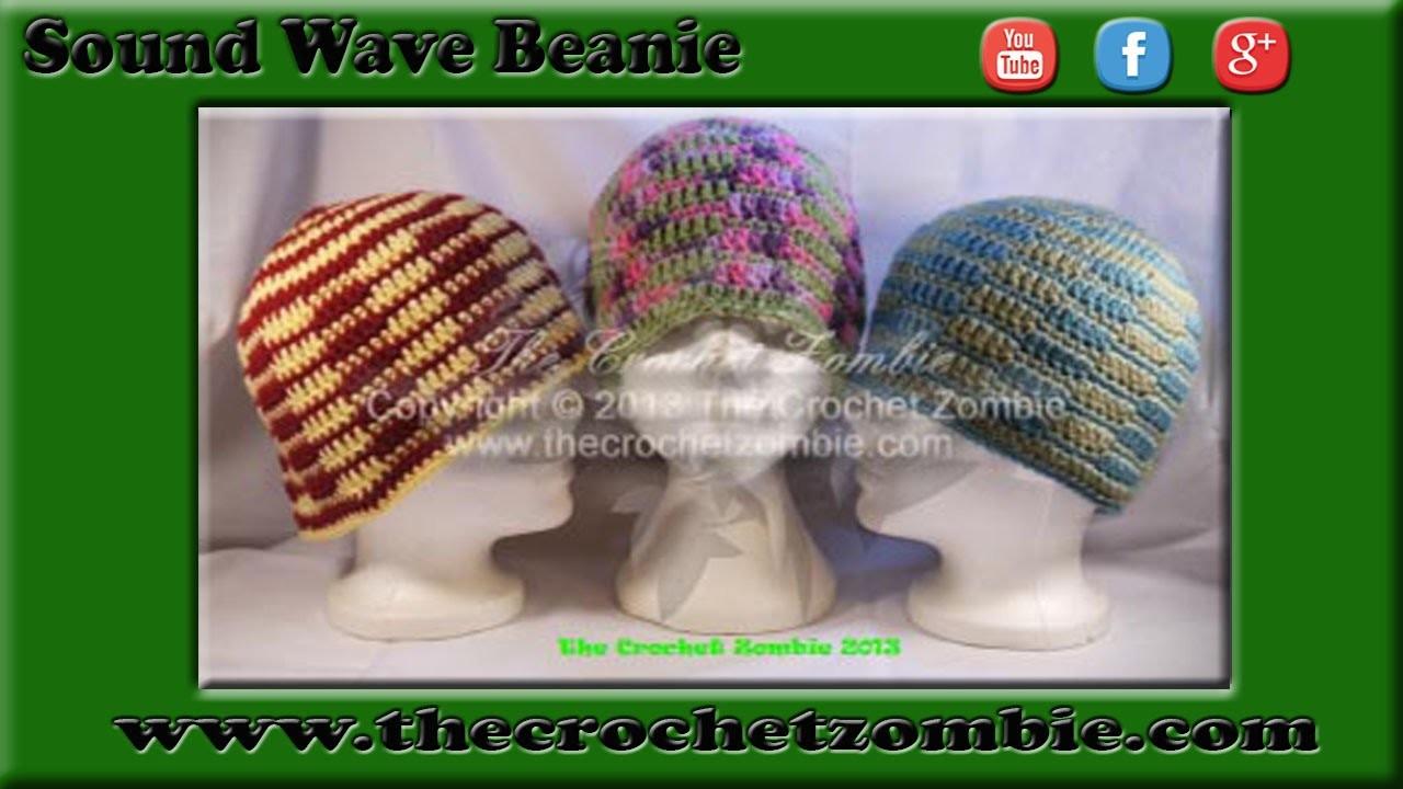 Sound Wave Beanie