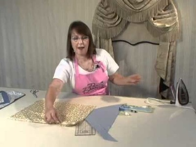 The Decorating Diva: Fabric Folding Pen