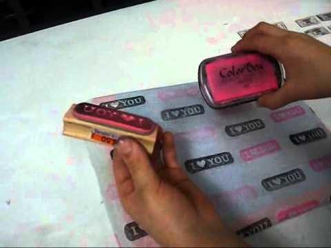 Tissue Paper Tutorial from a Little Artist {Paper Tissue Challenge}