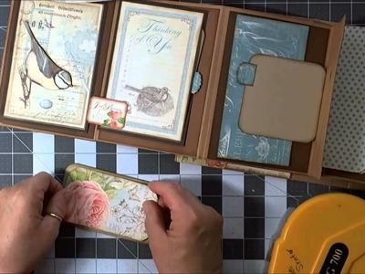 (3) Tutorial Triple Flip Mini - Decoration