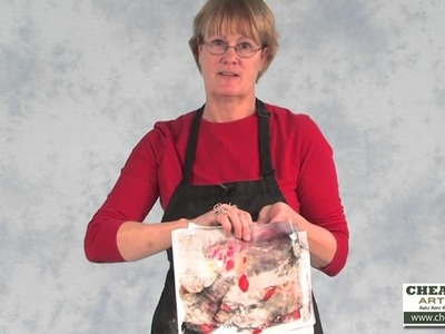 Cathy Taylor-Altered Papers Pt 1-Altering Papers with Citra Solv