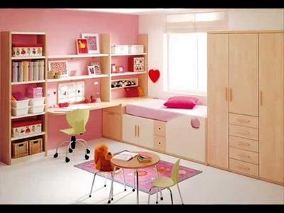 Decorating Kids Rooms - walls, beds, furniture
