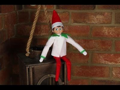 Elf On The Shelf Accessories - Blizzard's new coat