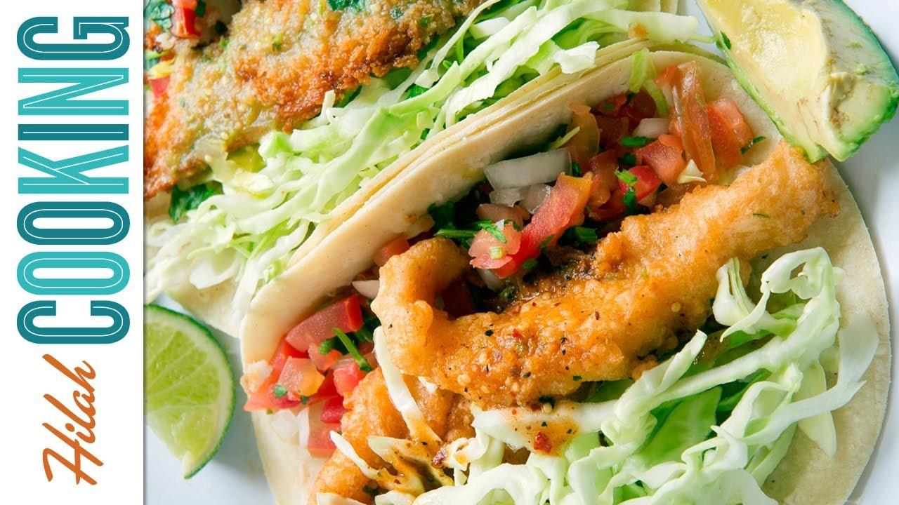 Fish Taco Recipe - How to Make Fish Tacos