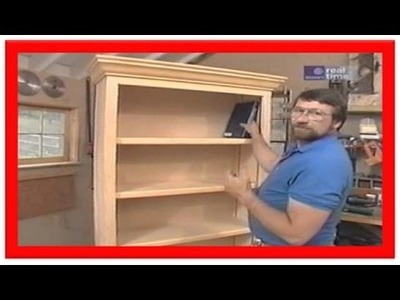 How to Build a Bookcase - Bookcase Building