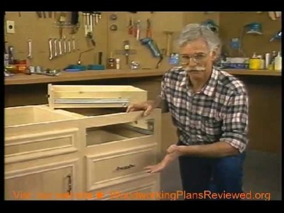 How to Build Kitchen Cabinets from Scratch | DIY Kitchen Cabinets | Building Kitchen Cabinets 3 of 3