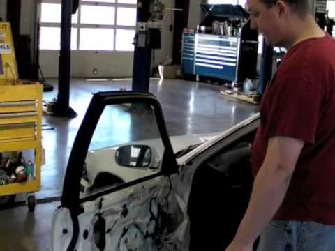 How To Fix A Broken Power Window