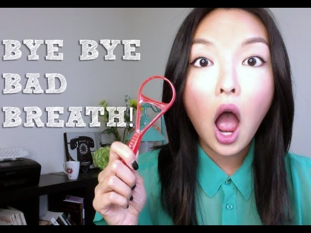 HOW TO: Get Rid of Bad Breath INSTANTLY!