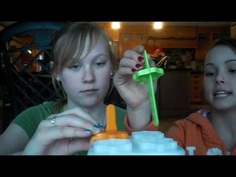 How To: Homemaid Popsicles