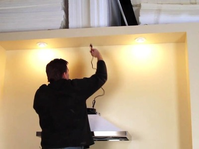 How To Install Recirculating (Ductless) Range Hood - PLFW520 Any Size