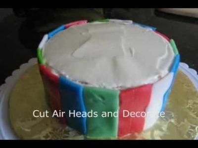 How To Make A Webkinz Wishing Well Birthday Cake