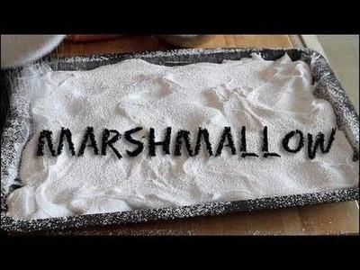 How to Make Marshmallows. Marshmallow 101