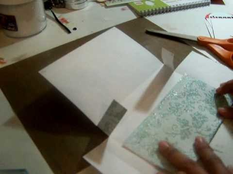 How to make: Note Card Box