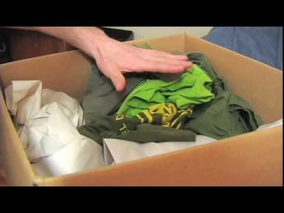 How to Pack Miscellaneous Items