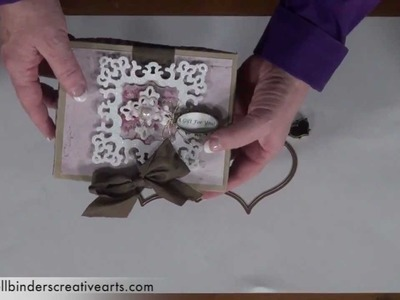 How to Use Spellbinders Bezels and Matching Dies