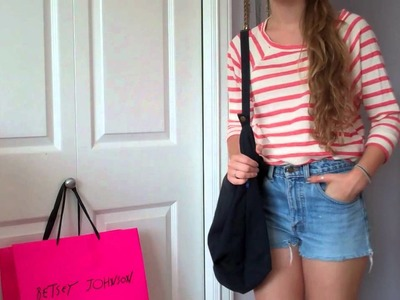 How to Wear: High-Waisted Shorts