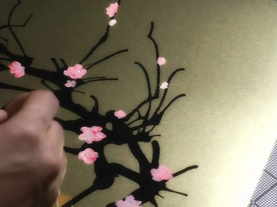 Ink 101: Cherry Blossoms