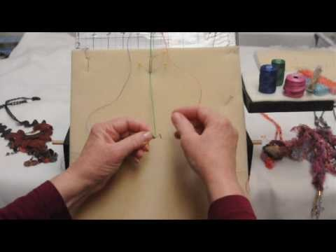 Micro Macrame Basics Video 2