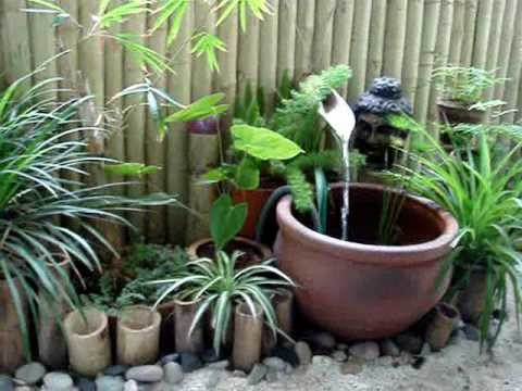 My Sunny Balcony - The Zen Garden