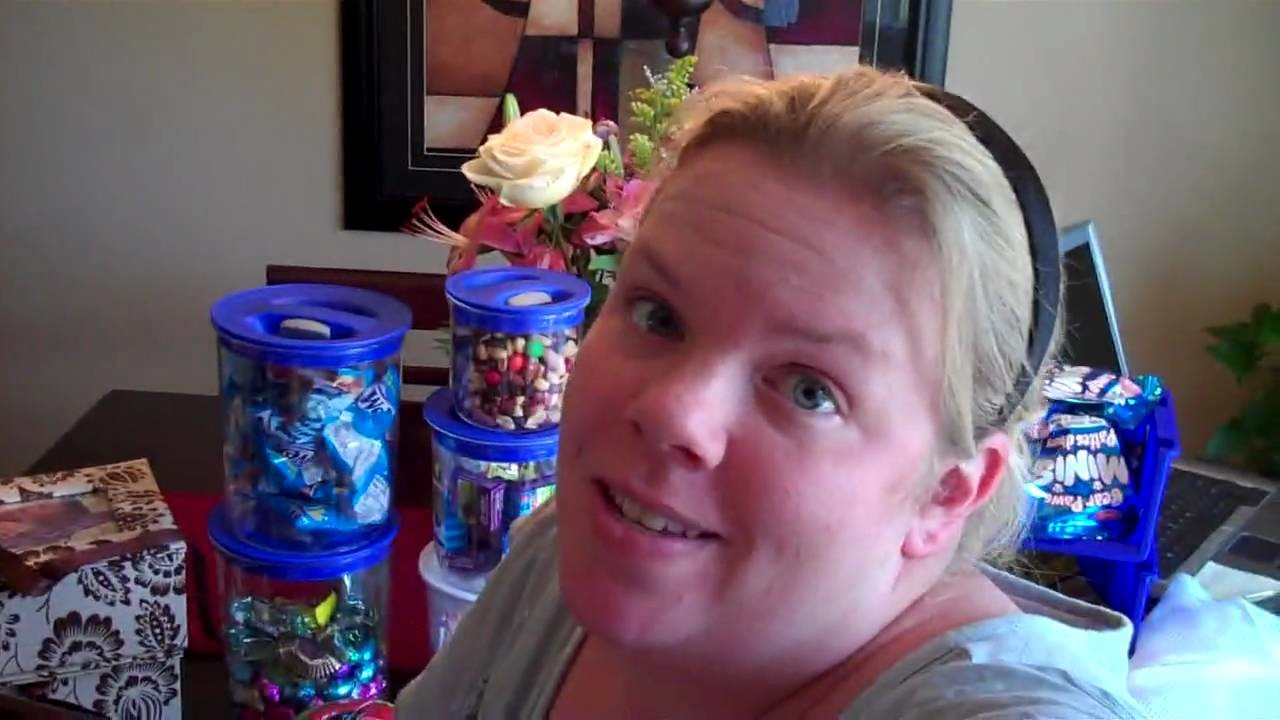Organizing Tip of the Day- Dollar Store Organizing Part 2