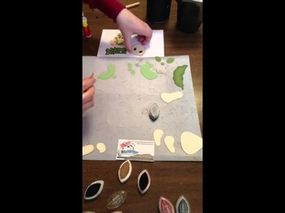 Paper piecing shading tutorial tips and tricks