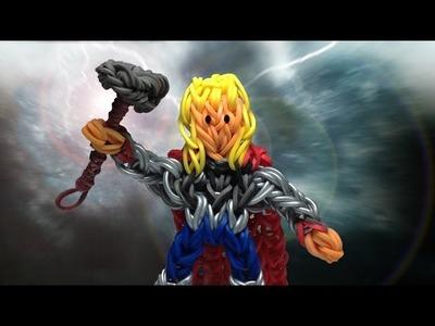 Rainbow Loom Avengers Series: Thor