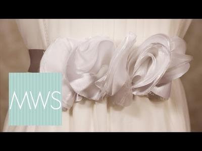 Ruffle Waist Sash: Maid At Home S02E1.8