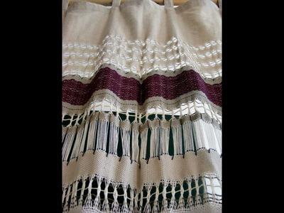 Semiramida Curtains - hand made (zavese rucno tkane)