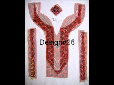 Sindhi Embroidery, Hand Embroidery, Cross Stitch