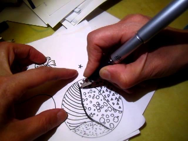 Supposititious tutorial - how to doodle