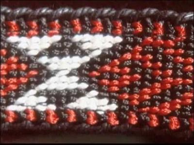 Taaniko Weaving - A Māori Weaving Technique