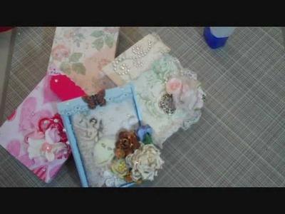 Tutorial: Double Slider Stickpin - Gift Box