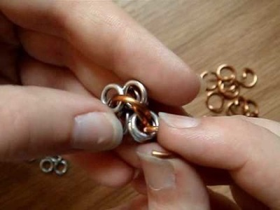Voodoo Chainmaille Tutorial Part 1