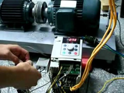 VTdrive ® Variable Frequency Drive Performance Test The PG Card Install and Torque Control_2
