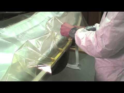 West System® Vacuum Bag Demonstration