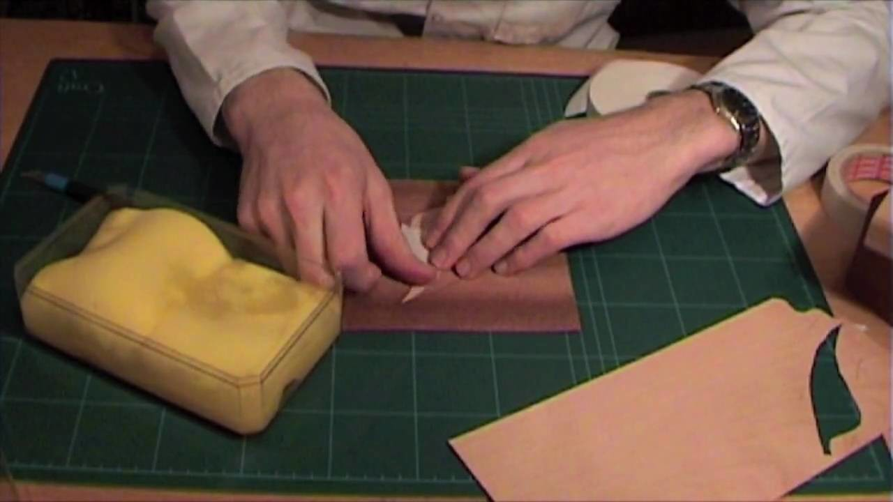 A  Beginner's Guide to Marquetry: The Window Method, Leaf project